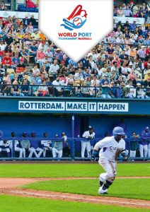 baseball means business brochure world port tournament 2017